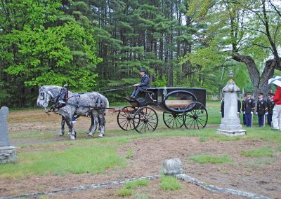 Legro Family Burial